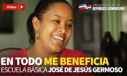 En todo me beneficia. Escuela Básica José de Jesús Germoso