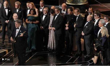 La lista de ganadores de los premios Oscar 2018, con «La forma del agua» como Mejor película