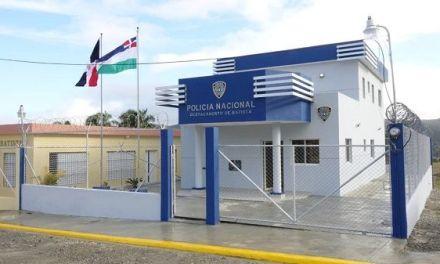 Policía Nacional inaugura dos nuevos destacamentos para la seguridad ciudadana