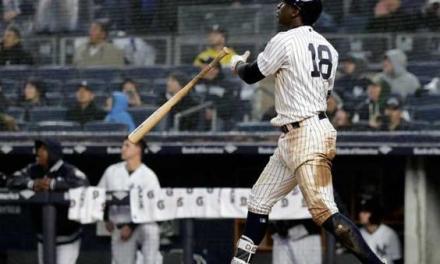 Didi Gregorius en noche explosiva con los Yankees