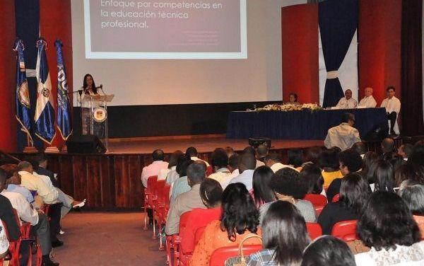 Cierre del primer Congreso Aprendo Sur 2018,realizado en el Politécnico Loyola