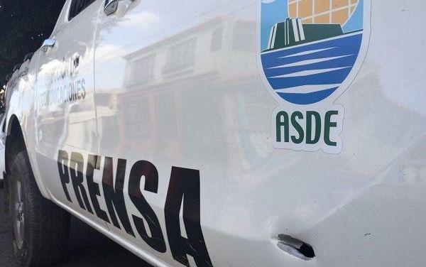 Desconocido agrede a tiros al director de comunicaciones de la Alcaldía de Santo Domingo Este, Carlos Rodríguez