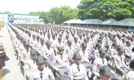 Policía Nacional integra 962 nuevos agentes a labor de prevención 2018
