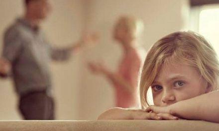 El divorcio y los efectos en los hijos