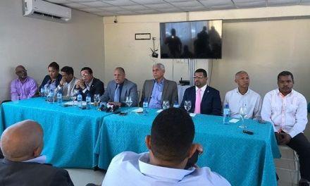 COMITE MUNICIPAL DEL PLD EN SAN CRISTOBAL MANIFIESTA APOYO AL SENADOR TOMMY GALAN POR EL CASO ODEBRECHT