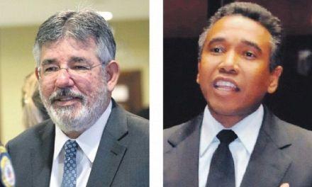 El Comité Político del PLD decidirá casos de Díaz Rúa y Bautista