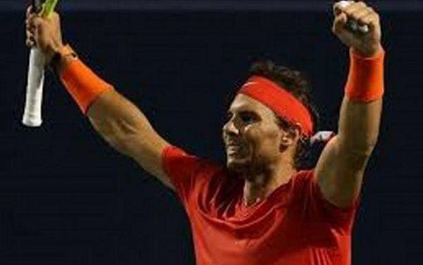 Nadal se clasificó a las finales del ATP de Londres