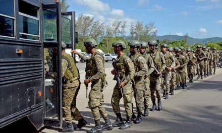 Crean nuevo cuerpo seguridad fronteriza