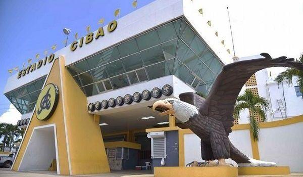 Resultado de imagen para Águilas Cibaeñas estadio cibao