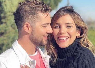 David Bisbal y Rosana Zanetti anuncian que van a ser padres