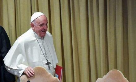 Papa exhorta a los obispos a soñar con un futuro libre de pecados