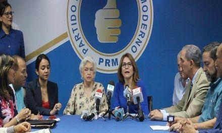 El PRM pide al gobierno aplicar Ley de Migración