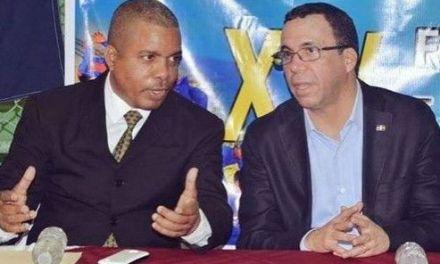 Presidente de la Unión Deportiva reitera conferencia magistral titulada Educación, Deporte y Progreso con el ministro Navarro