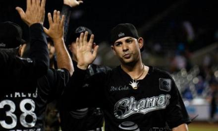 Los Charros alcanzan la cima de la Liga Mexicana