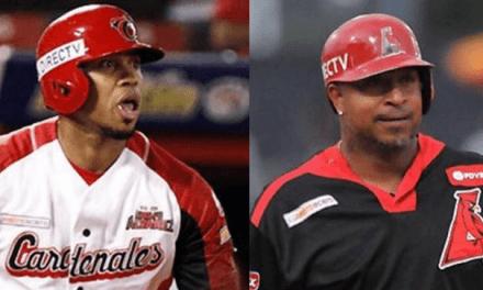 Fallecen Valbuena y Castillo, de luto deporte Venezuela