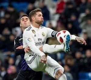 Real Madrid golea 3-0 al Leganes