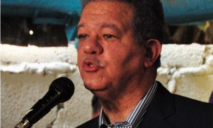 Las obras que prometió Leonel en Montecristi, si gana la presidencia de la República