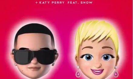 Daddy Yankee lanza nueva remezcla de «Con Calma» junto a Katy Perry