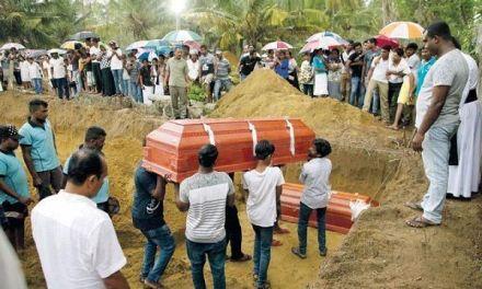 Gobierno de Sri Lanka obvió advertencia de un ataque terrorista