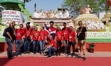 Músicos dominicanos participan en histórico concierto en India