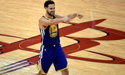 Warriors vencen a Rockets y avanzan a final del Oeste