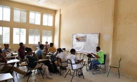 Ministerio de Educación indagará deterioro de politécnico en Samaná