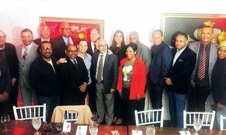 Fausto Polanco recibe apoyo en las filiales de Acroarte