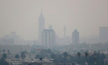 México cancela clases en la capital por alta contaminación