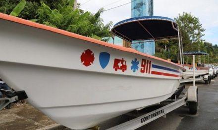 911 y Armada de República Dominicana rescatan 14 personas de un naufragio