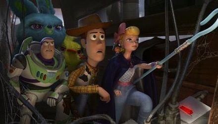 En Toy Story 4, los juguetes evolucionan también
