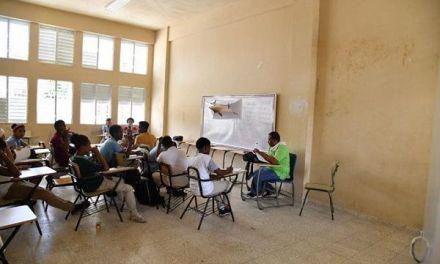 El Ministerio de Educación anunció que en dos meses iniciará la reconstrucción y rehabilitación del politécnico de Samaná