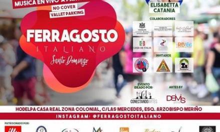 La Cámara de Comercio Dominico Italiana anuncia la celebración del Ferragosto Italiano