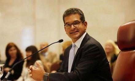 Pierluisi asume con «compromiso inquebrantable» como gobernador de P. Rico