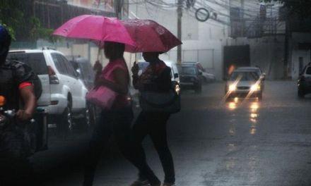 19 las provincias bajo alerta por lluvias