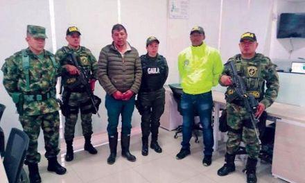 El político colombiano Oscar Lombana, planeo su propio secuestro para aumentar su popularidad