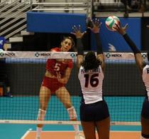 """""""Las Reinas del Caribe"""" derrotan 3-1 a México"""