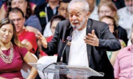 Elevan de 5 a 17 años condena contra Lula da Silva