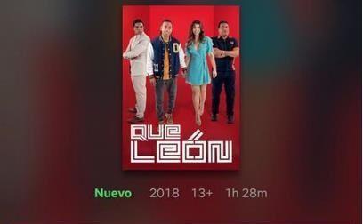 """""""Qué León"""" ya está en Netflix"""