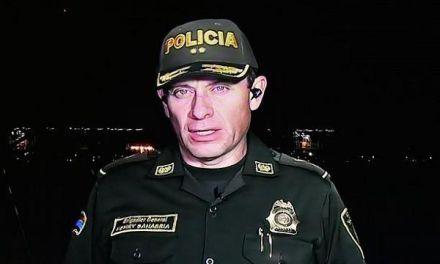 César Peralta estaba en Colombia desde agosto