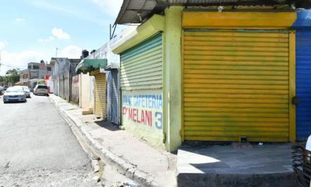 Los asaltantes no les temen ni a los policías en Los Guaricanos