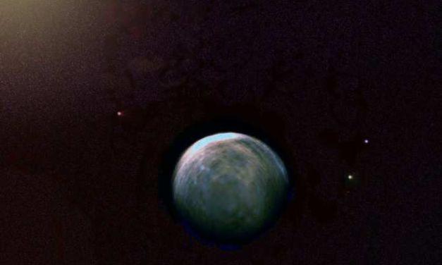 Detección de vida en la Tierra desde civilizaciones extraterrestres