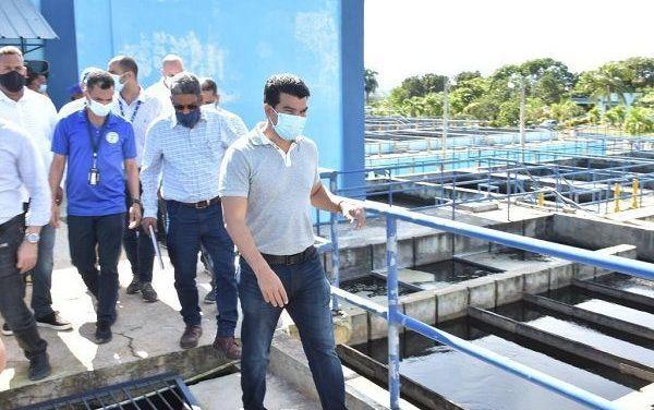 INAPA ofrece asistencia técnica a Coraamoca y a Coraabo para mejorar agua potable y saneamiento