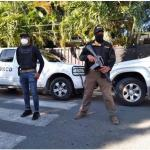 Allanamiento por error de oficina política alcalde de Santiago generó revuelo