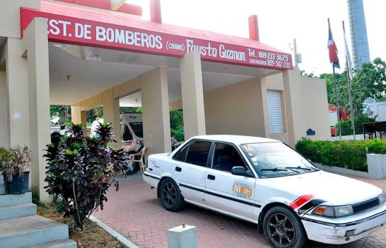 Gurabo en Santiago depende de un solo bombero