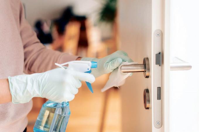 Covid-19: No bajes la guardia con la limpieza del hogar