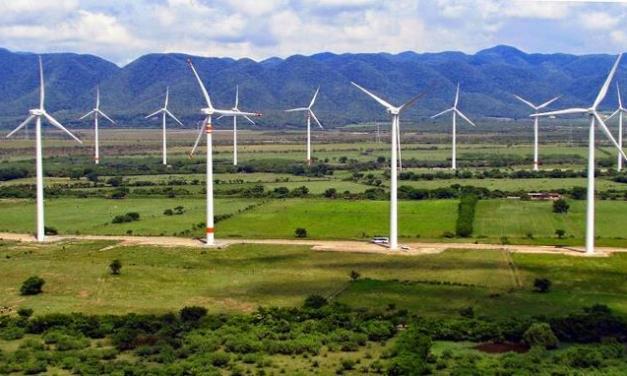 Entidades adquieren el parque eólico Matafongo