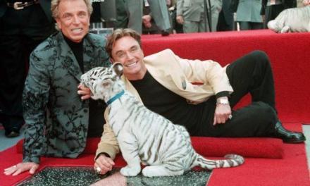 Fallece el famoso ilusionista Siegfried Fischbacher de «Siegfried & Roy»