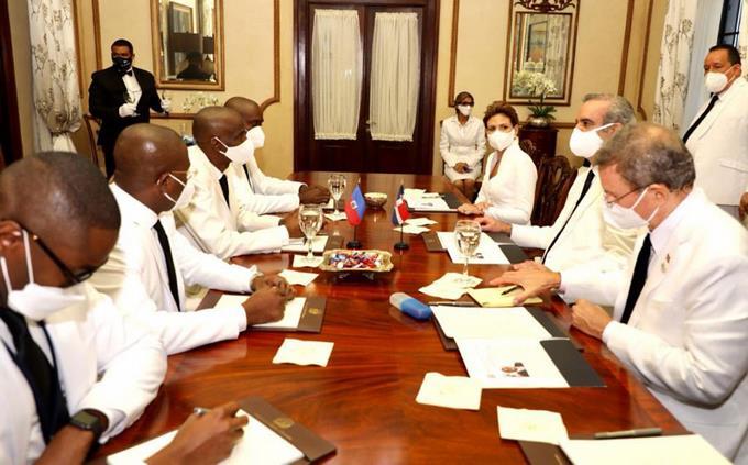 Gestión de Abinader muestra empeño relaciones RD-Haití