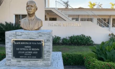 Ayuntamiento de Villa Tapia cierra varios departamentos ante casos de COVID-19