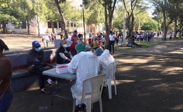 Registran 1,045 nuevos casos del coronavirus